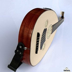 Turkish Professional Half Electric Oud Ud String Instrument
