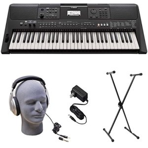 Yamaha Premium Keyboard Pack with Power Supply