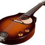 Seagull S8 Mandolin Sunburst EQ, Right Handed, Acoustic-Electric Mandolin (42500) 2