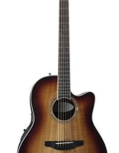 Ovation Celebrity Standard Exotic Super Shallow Depth, Acoustic-Electric Guitar