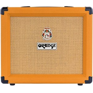 Orange Crush 20 Twin-Channel 20W Guitar Amplifier, Orange