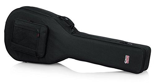 Gator Cases Lightweight Polyfoam Guitar Case for Acoustic Bass Guitars