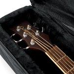 Gator Cases Lightweight Polyfoam Guitar Case for Acoustic Bass Guitars (GL-AC-BASS) 3