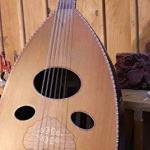 NEW SYRIAN ZERYAB OUD (IRAQI STYLE) FOLK FRETLESS GUITAR/1