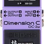 BOSS WAZA CRAFT Dimension C Guitar Pedal