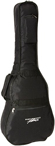 Performance Plus Heavy Duty 600 Denier Nylon Acoustic Guitar Bag (GB060)