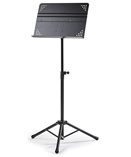 Hola! HM-MS+ Professional Folding Orchestra Sheet Music Stand