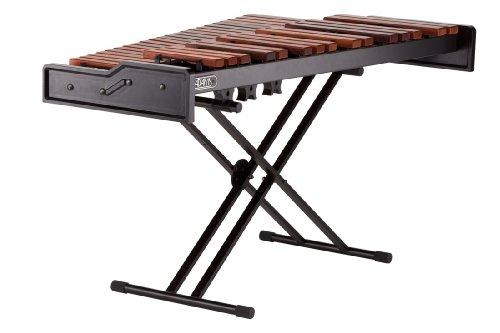 Padouk Marimba with X-Style Height Adjustable Stand