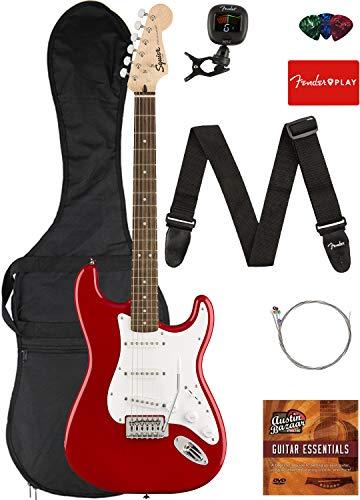 Bullet Stratocaster SSS Electric Guitar Bundle w/Gig Bag