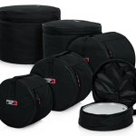 Gator Cases Protechtor Series 5 piece Padded Drum Bag Set