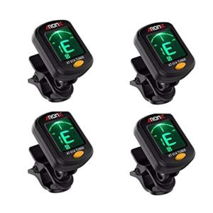 Clip On Guitar Tuner For All Instruments, Ukulele