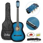Acoustic Guitar for Starter Beginner Music Lovers Kids Gift