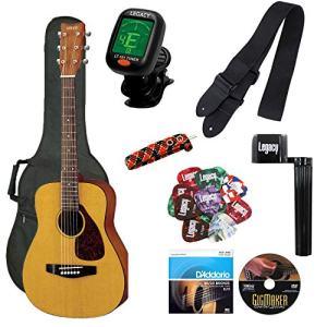 Yamaha JR1 FG Junior 3/4 Size Acoustic Guitar with Gig Bag and Legacy