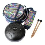 Steel Tongue Drum Steel Drums Flatsons Handpan Standard C Key 8 Notes