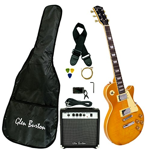 Classic Single Cut Style Electric Guitar