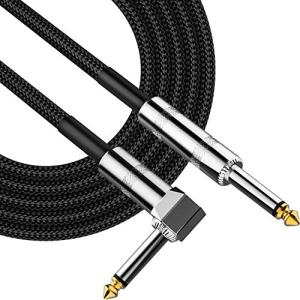 "Professional Cable Bass AMP Cord with 1/4"" Plug"
