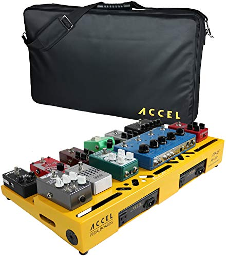 Guitar Pedal Board, Accel XTA25 Pro Tier Pedalboard