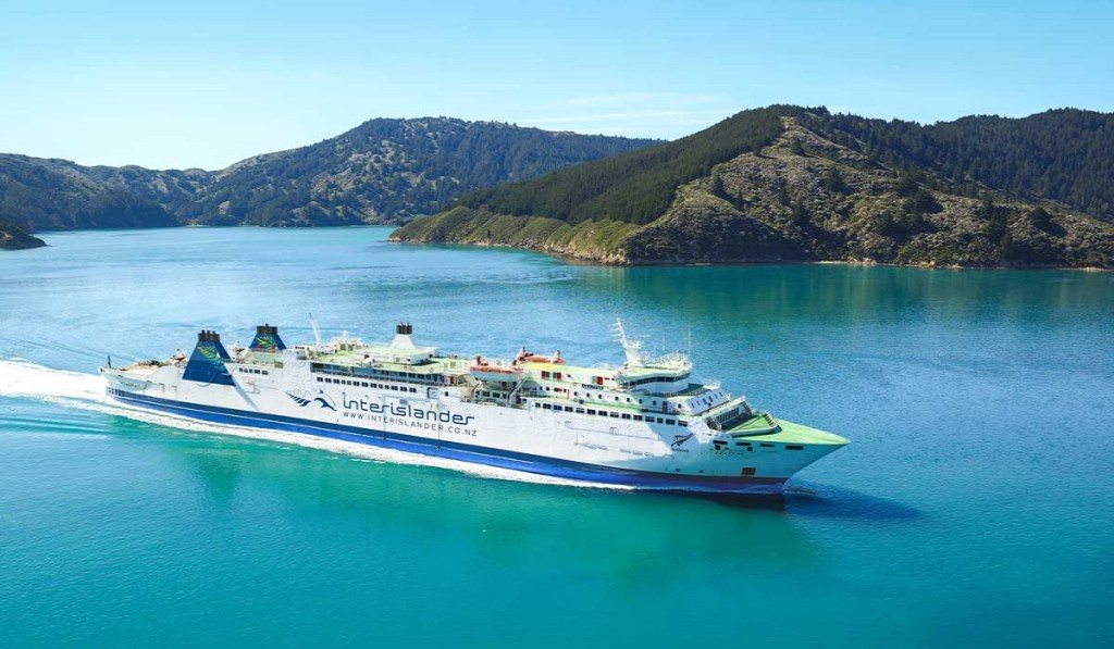 Traveling to New Zealand Inter-Island Ferries