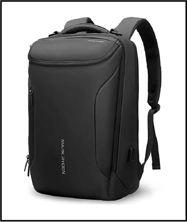 Mark Ryden Water-proof Business laptop Backpack for School Travel