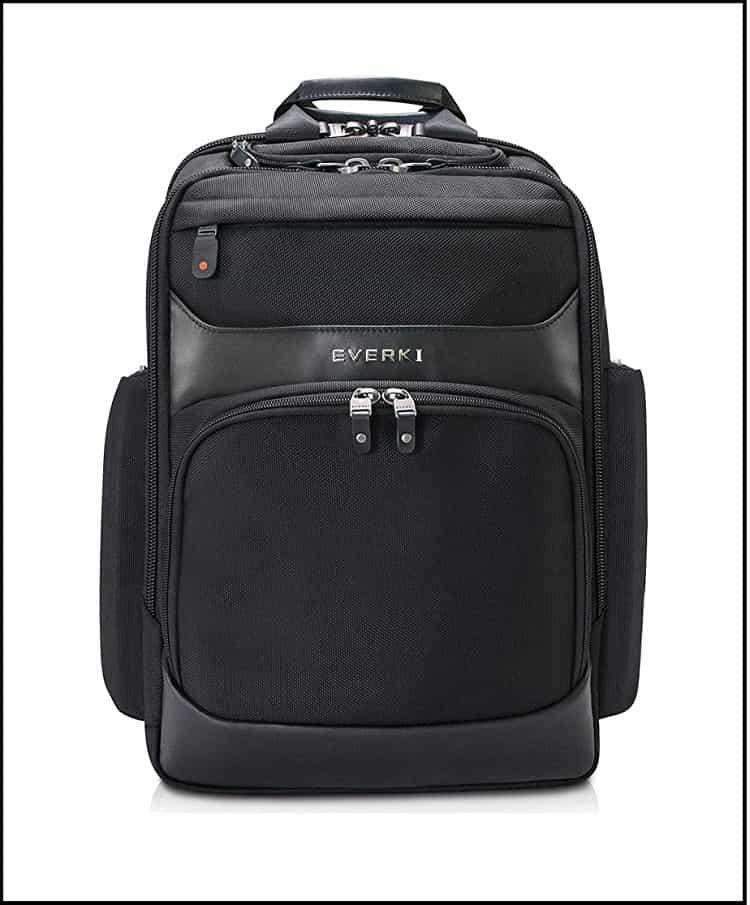 EVERKI Onyx Premium Business Executive Travel bag