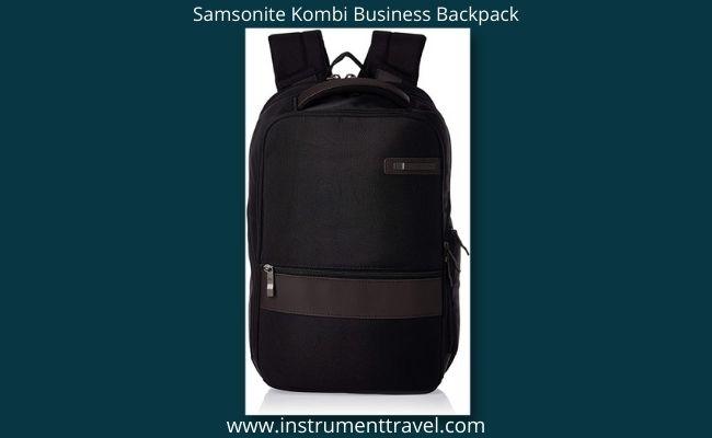 Samsonite Kombi Business Backpack