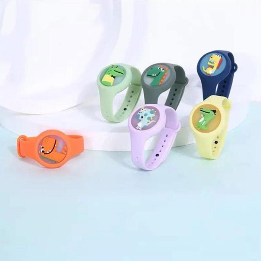 Kids Dazzling Mosquito Repellent Watch