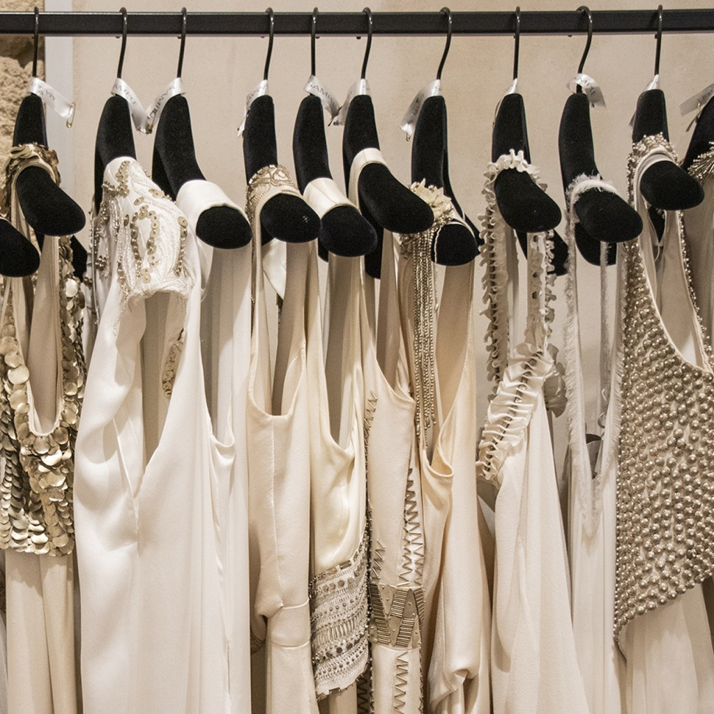 Maskit, la marca que imprime todo el misticismo israelí en sofisticados vestidos de novia