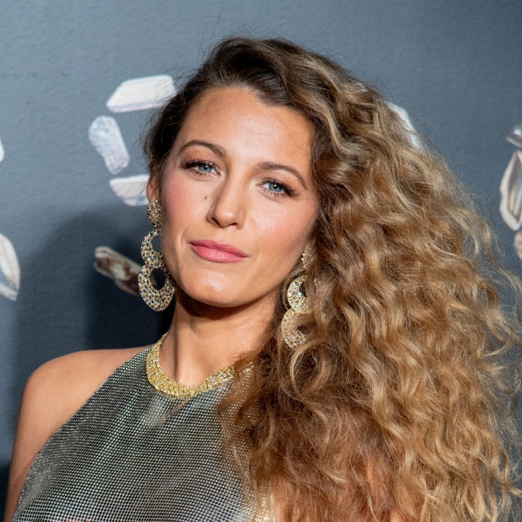 Blake Lively reveló cuáles son los beauty products que usa diariamente