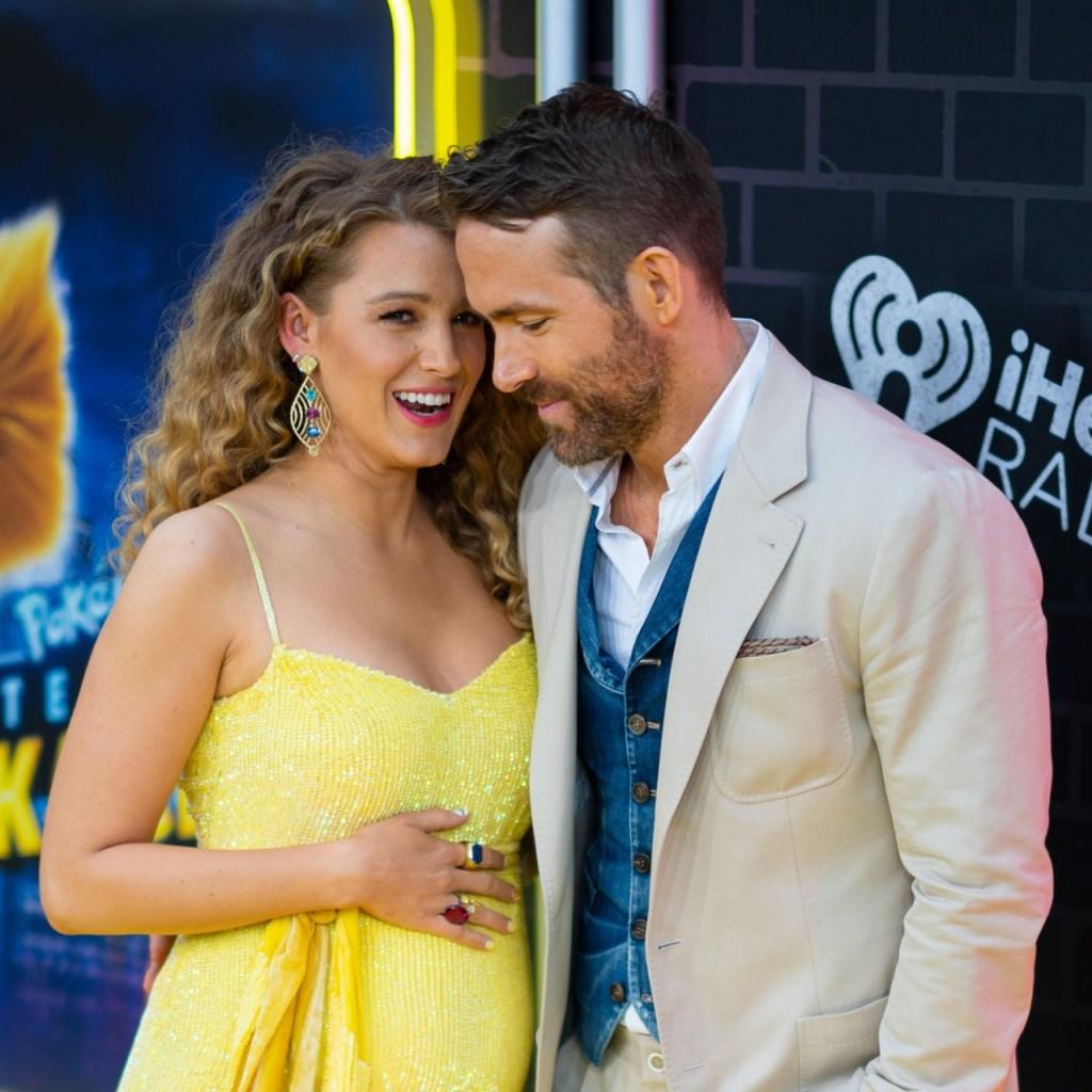 ¡Blake Lively y Ryan Reynolds van a volver a ser papás!