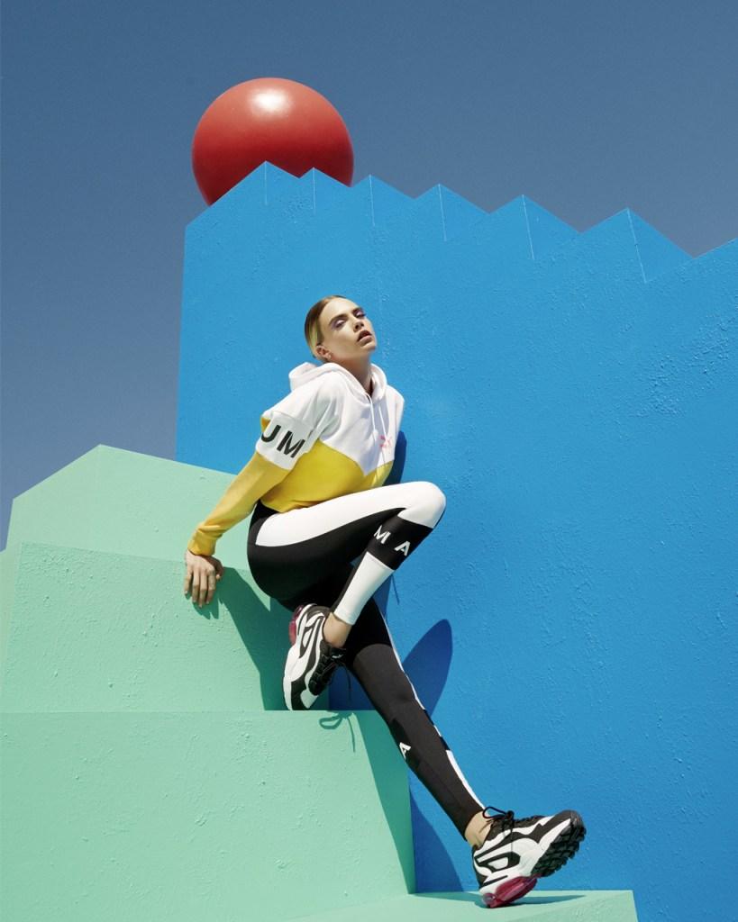 Estos sneakers de PUMA son los favoritos de Cara Delevingne
