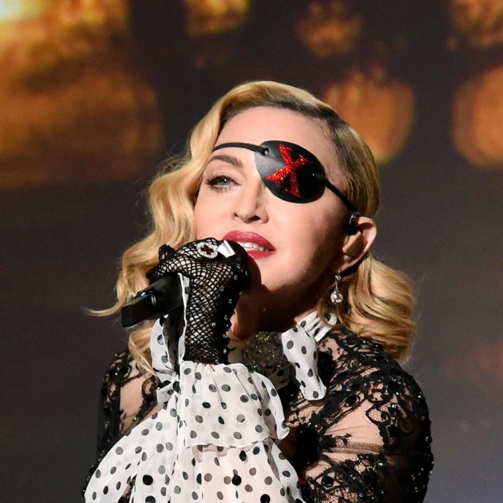 ¿Ya escuchaste la nueva canción de Madonna?