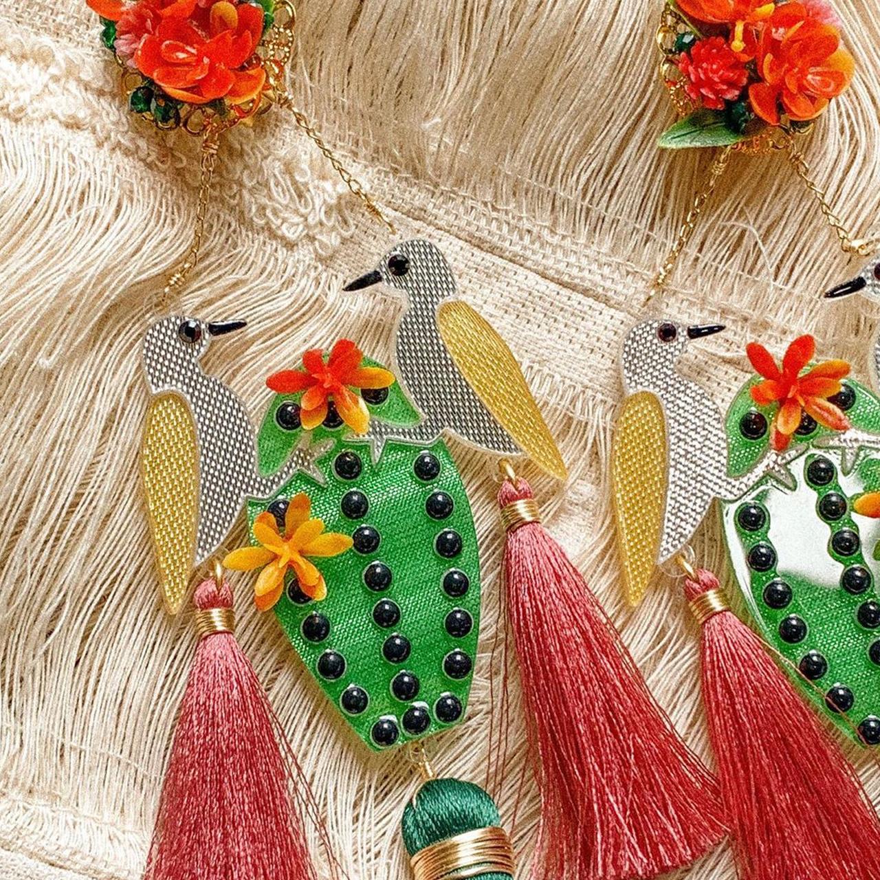 ¡La última colección de Mercedes Salazar está inspirada en México!