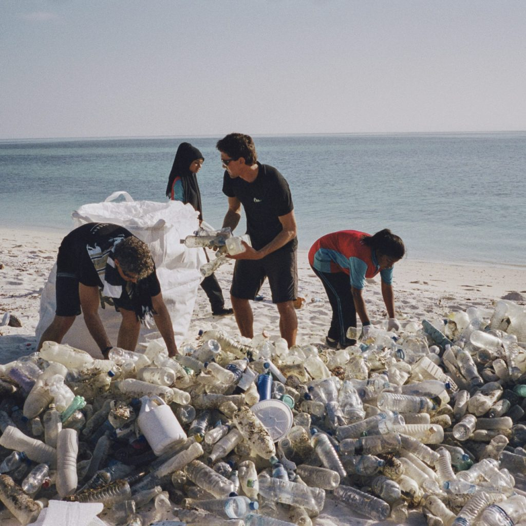 Es momento que ayudemos al océano y Adidas te dice cómo