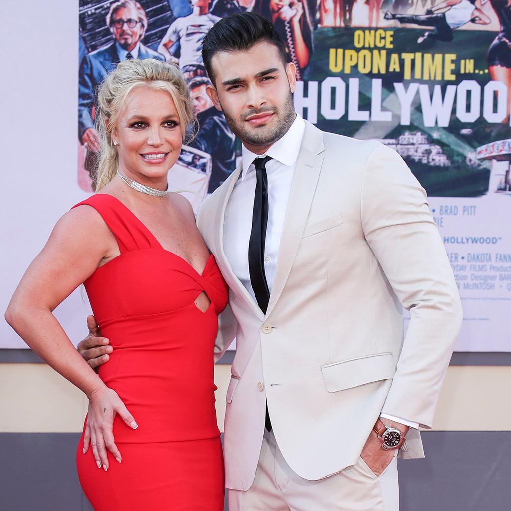 Hay rumores de que Britney Spears está comprometida y esto es todo lo que sabemos