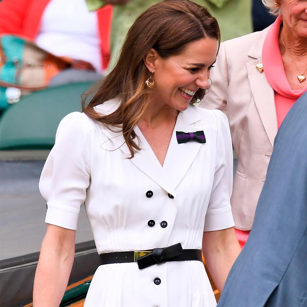 Kate Middleton dio con el vestido de verano que todas necesitamos