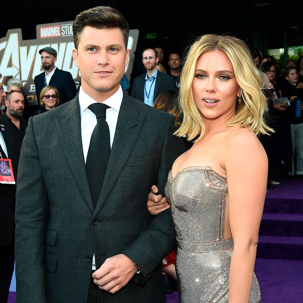 El anillo de compromiso de Scarlett Johansson no es el típico y lo amamos