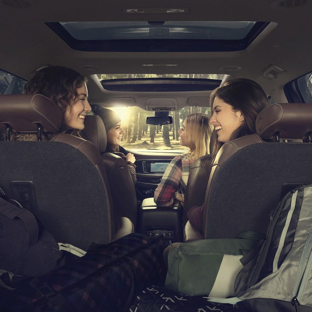 3 generaciones, 3 diferentes suv's Buick que se ajustarán a cada etapa de tu vida