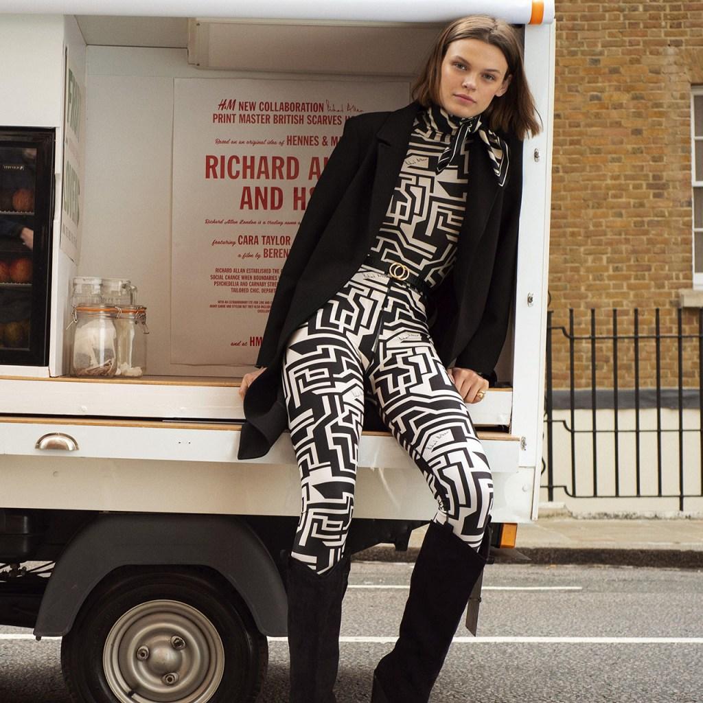 Estamos más que listas para la nueva colección de H&M x Richard Allan