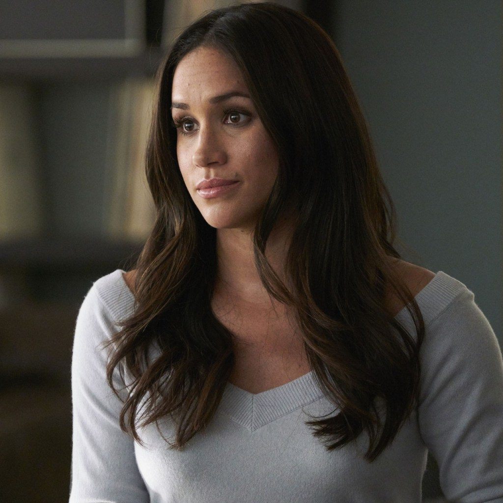 'Suits' hizo una referencia a la vida real de Meghan Markle