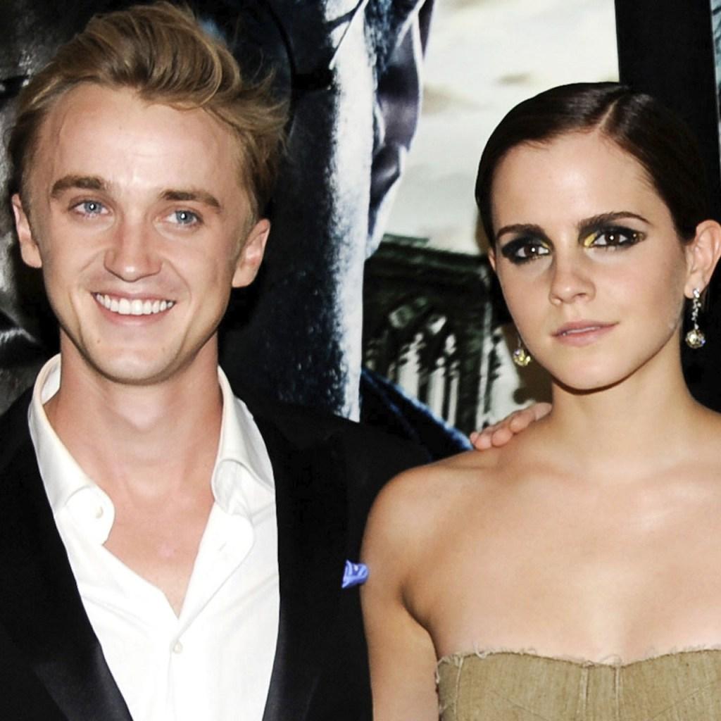 """¿Siempre hubo """"algo"""" entre Emma Watson y Tom Felton? Al parecer, sí"""