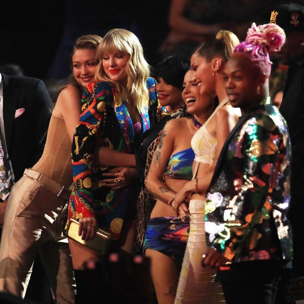 Lo que no viste en el after-party de los VMA's