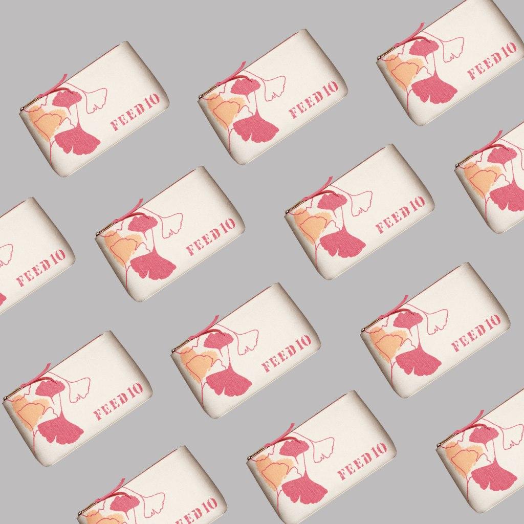 Clarins creó las cosmetiqueras más cool que combaten la desnutrición