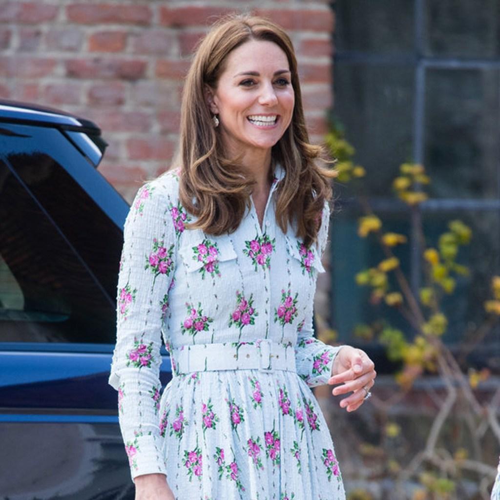 Kate Middleton usó un accesorio súper en tendencia durante su última salida