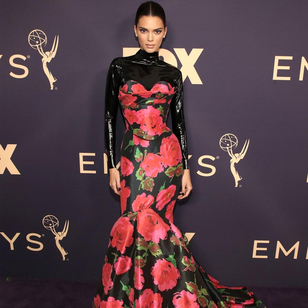 El vestido de Kendall Jenner  y su parentesco con American Horror Story