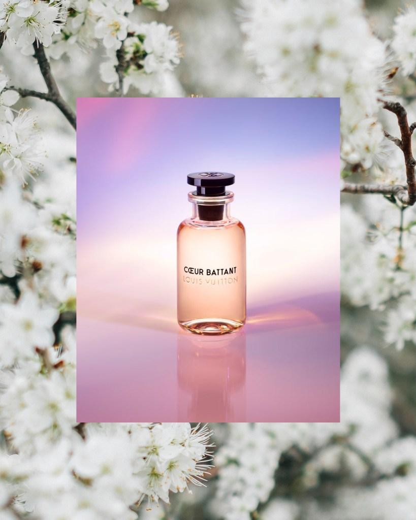 El nuevo perfume de Louis Vuitton huele a pasión (y tiene notas florales)