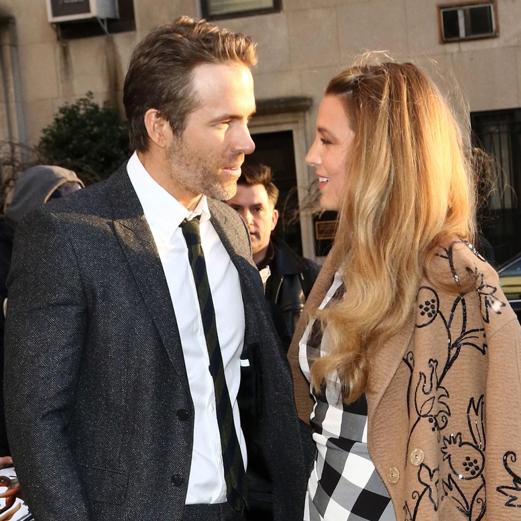 Blake Lively y Ryan Reynolds donaron 1 millón de dólares para ayudar al Coronavirus