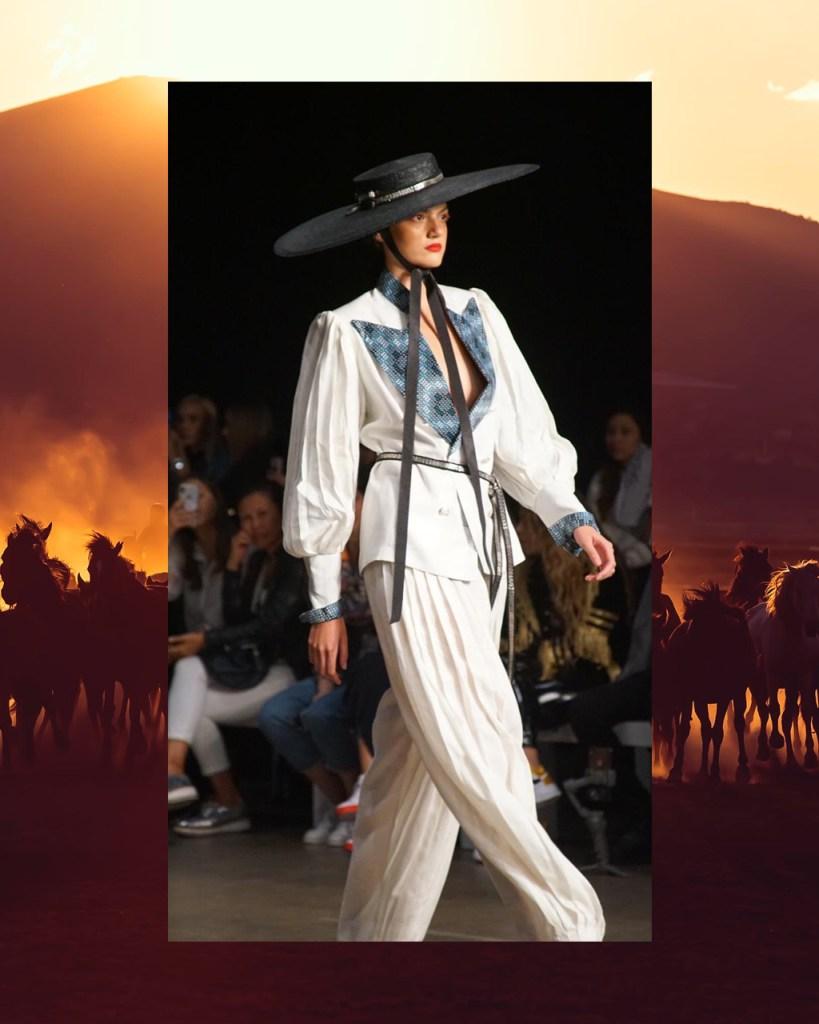 Daniela Villa nos lleva de Argentina a España con su colección SS20 Spanish Tango