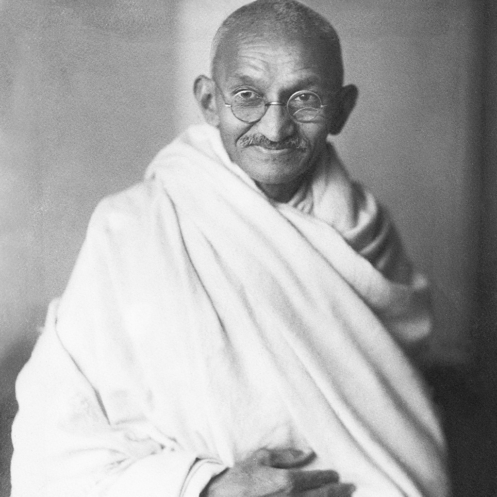 10 frases que Mahatma Gandhi nos dejó
