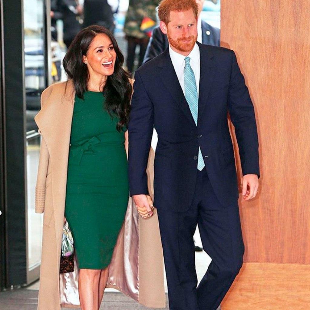 Meghan Markle reusó su engagement dress y Harry le dio este cumplido
