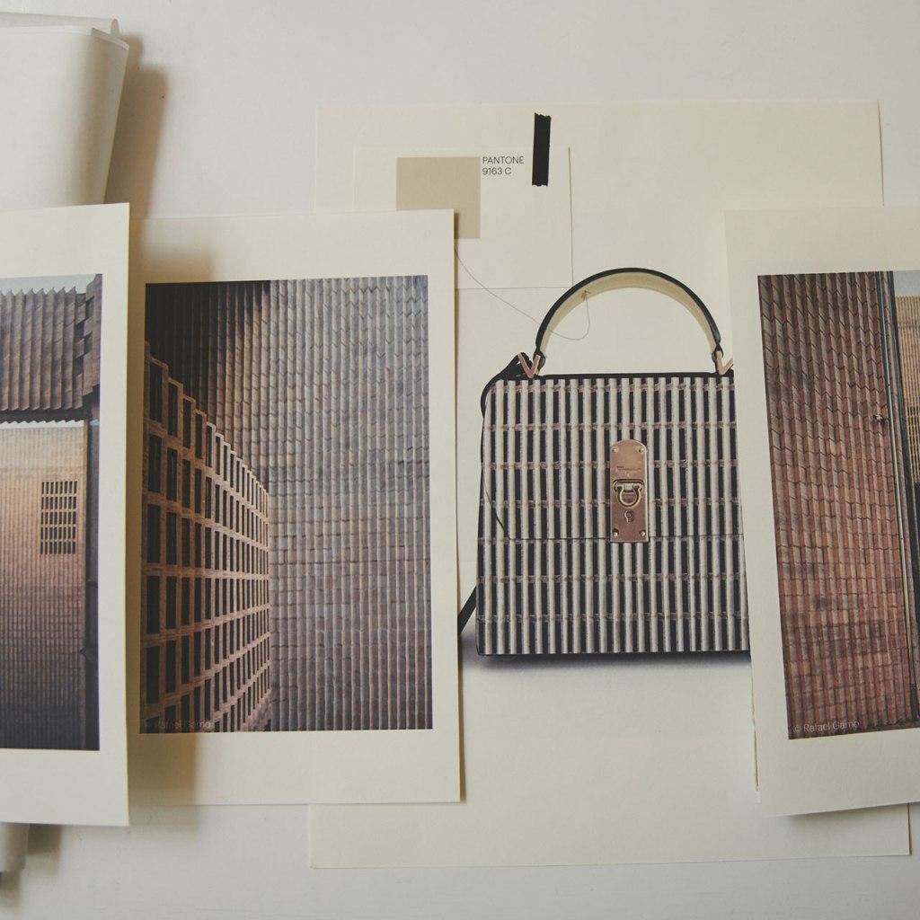 Este bolso Ferragamo fue diseñado por artistas latinoamericanas